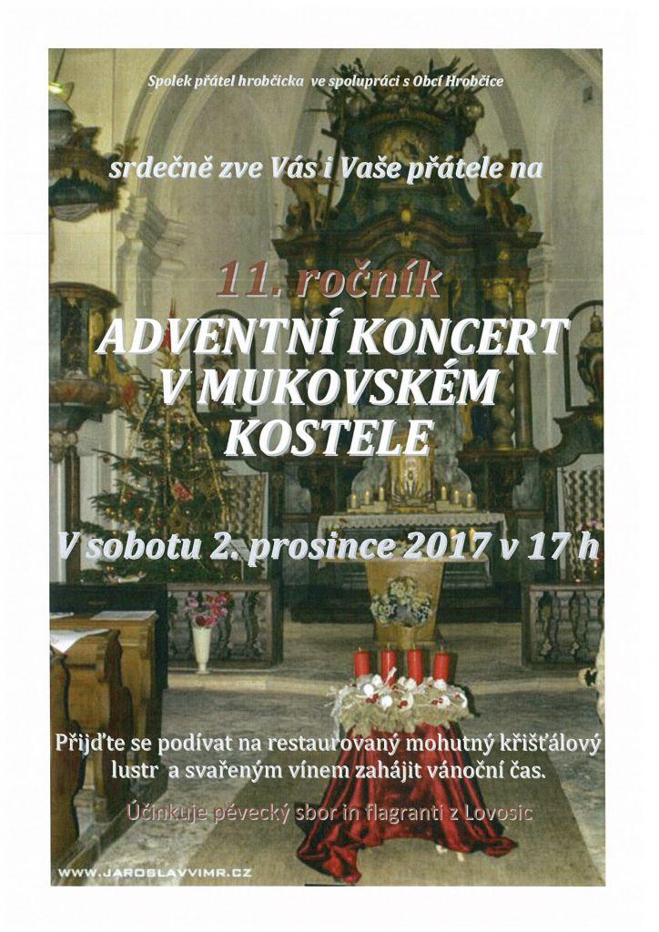 Advent v kostele Sv. Prokopa v Mukově 1
